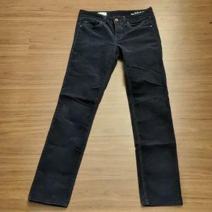 Navy Gap 1969 Corduroy Real Straight Jean size 26